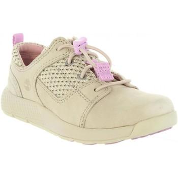 Schuhe Mädchen Sneaker Low Timberland A1STV FLYROAM Beige