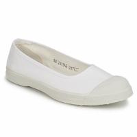 Schuhe Damen Ballerinas Bensimon BALLERINE Weiss