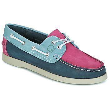 Schuhe Damen Bootsschuhe Casual Attitude RATAKO Grau / Marine