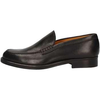 Schuhe Herren Slipper Hudson F06 BLACK