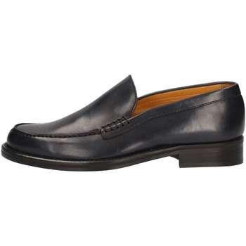 Schuhe Herren Slipper Hudson F06 BLUE