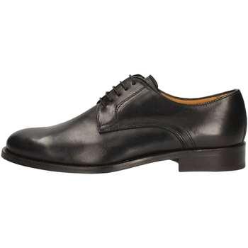 Schuhe Herren Richelieu Hudson F2200 BLACK