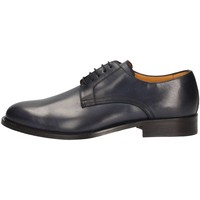 Schuhe Herren Richelieu Hudson F2200 BLUE