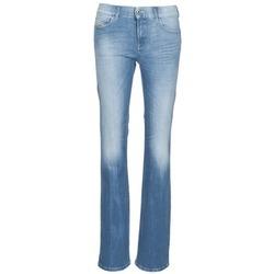 Kleidung Damen Bootcut Jeans Diesel BOOTZE Blau