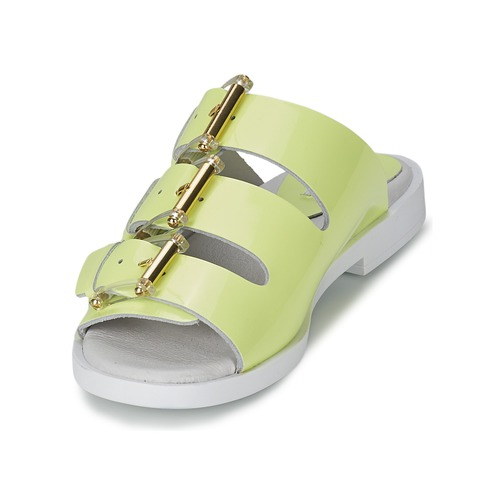 Miista EMMIE Damen Gelb  Schuhe Pantoffel Damen EMMIE 122,50 7dc5a0