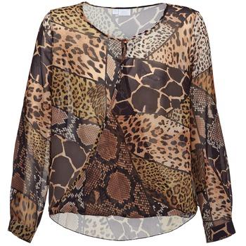 Kleidung Damen Tops / Blusen Alba Moda ANINA Braun