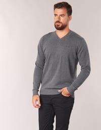 Kleidung Herren Pullover Teddy Smith PULSER Grau