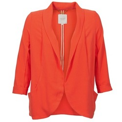 Kleidung Damen Jacken / Blazers Teddy Smith VENUS Rot