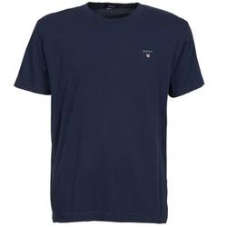 Kleidung Herren T-Shirts Gant SOLID Marine