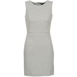 Kleidung Damen Kurze Kleider Gant L. JERSEY PIQUE Grau