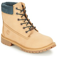 Schuhe Kinder Boots Timberland 6 In Premium WP Boot Iced / Kaffee