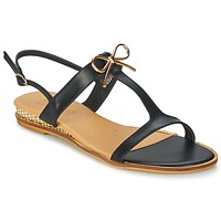 Schuhe Damen Sandalen / Sandaletten Elue par nous RSUCRE Schwarz
