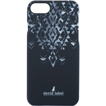 Taschen Handytasche Devid Label GEOMETRIC IPHONE CASE  NERO    CVGEBK Noir