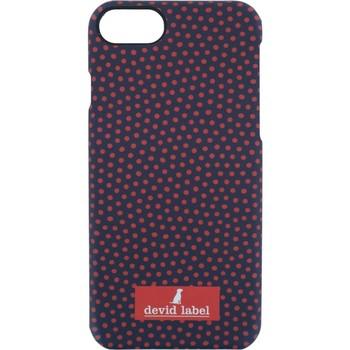 Taschen Handytasche Devid Label DOTS IPHONE CASE | NERO |  | CVDOTS Noir