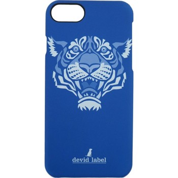 Taschen Handytasche Devid Label TIGER IPHONE CASE  BLU    CVTGR bleu