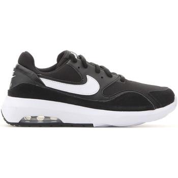 Schuhe Sneaker Low Nike WMNS Air Max Nostalgic 916789 001 czarny