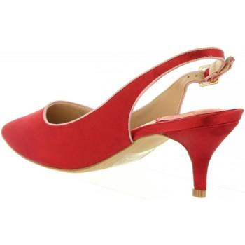 MTNG 57591 MACIS Rojo - Schuhe Sandalen / Sandaletten Damen 4199