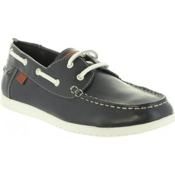 Schuhe Jungen Bootsschuhe MTNG 47522B Azul