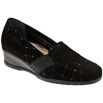 Schuhe Damen Slipper Confort Schrauben mit Elastic mokassin halbschuhe
