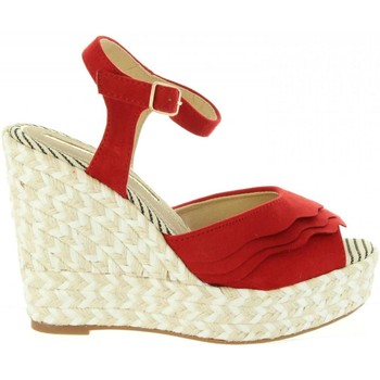 Schuhe Damen Sandalen / Sandaletten Maria Mare 67180 Rojo