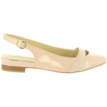 Schuhe Damen Ballerinas Maria Mare 66977 Beige