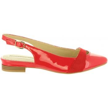 Schuhe Damen Ballerinas Maria Mare 66977 Rojo
