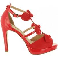Schuhe Damen Sandalen / Sandaletten Maria Mare 67136 Rojo
