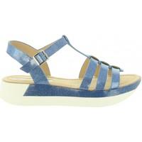 Schuhe Damen Sandalen / Sandaletten Maria Mare 67059 Azul