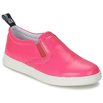 Schuhe Damen Slip on Love Moschino JB15153G0KJG0604 Rose
