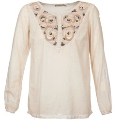 Tops / Blusen Cream LILA