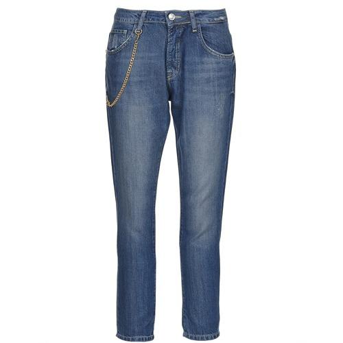 Kleidung Damen Straight Leg Jeans Gaudi AANDALEEB Blau
