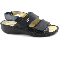 Schuhe Damen Sandalen / Sandaletten Grunland GRU-CCC-SE0064-BL Blu