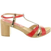 Schuhe Damen Sandalen / Sandaletten Maria Mare 66985 Rojo