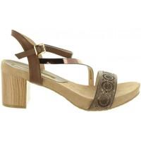 Schuhe Damen Sandalen / Sandaletten Maria Mare 66987 Marrón