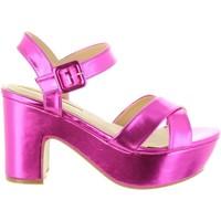Schuhe Damen Sandalen / Sandaletten Maria Mare 67152 Rosa