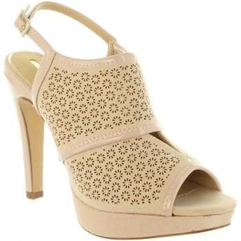 Schuhe Damen Sandalen / Sandaletten Maria Mare 67099 Beige