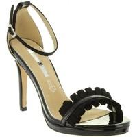Schuhe Damen Sandalen / Sandaletten Maria Mare 67103 Negro