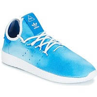 Schuhe Kinder Sneaker Low adidas Originals PW TENNIS HU J Blau