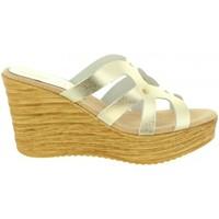Schuhe Damen Sandalen / Sandaletten Cumbia 30986 Plateado