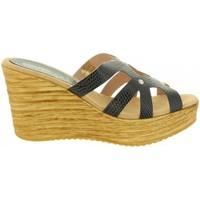 Schuhe Damen Sandalen / Sandaletten Cumbia 30986 Negro