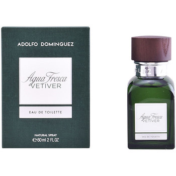Beauty Herren Eau de toilette  Adolfo Dominguez Agua Fresca Vetiver Edt Zerstäuber  60 ml