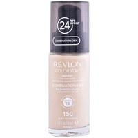 Beauty Damen Make-up & Foundation  Revlon Gran Consumo Colorstay Foundation Combination/oily Skin 150-buff