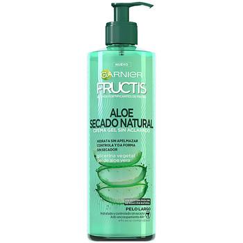 Beauty Haarstyling Garnier Fructis Aloe Secado Natural Crema Gel Sin Aclarado  400