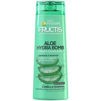 Beauty Shampoo Garnier Fructis Aloe Hydra Bomb Champú Fortificante