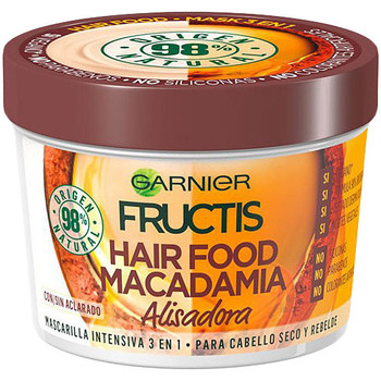 Beauty Damen Spülung Garnier Fructis Hair Food Macadamia Kur/maske Alisadora