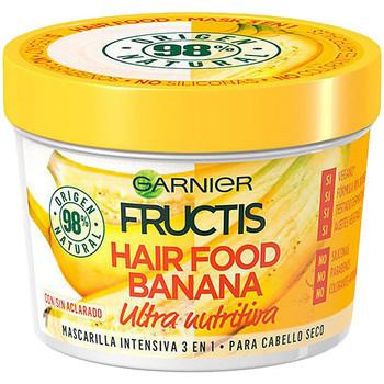 Beauty Damen Spülung Garnier Fructis Hair Food Banana Kur/maske Ultra Nutritiva  390