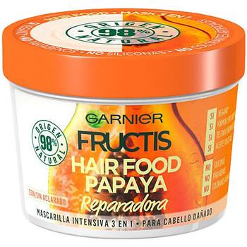 Beauty Damen Spülung Garnier Fructis Hair Food Papaya Reparierende Haarkur