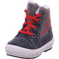 Schuhe Kinder Schneestiefel Legero Groovy,grau/rot grau/rot