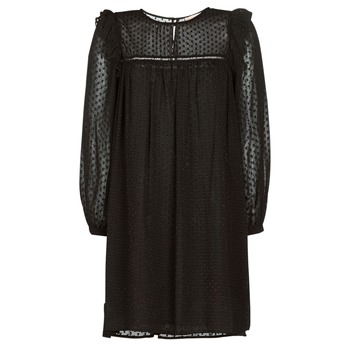 Kleidung Damen Kurze Kleider Moony Mood BREYAT Schwarz