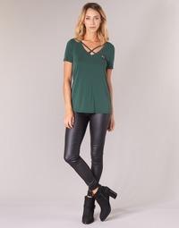 Kleidung Damen 5-Pocket-Hosen Only ONLROYAL Schwarz